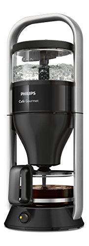 philips hd5408 20 cafe gourmet filter kaffeemaschine direkt br hprinzip schwarz edelstahl. Black Bedroom Furniture Sets. Home Design Ideas