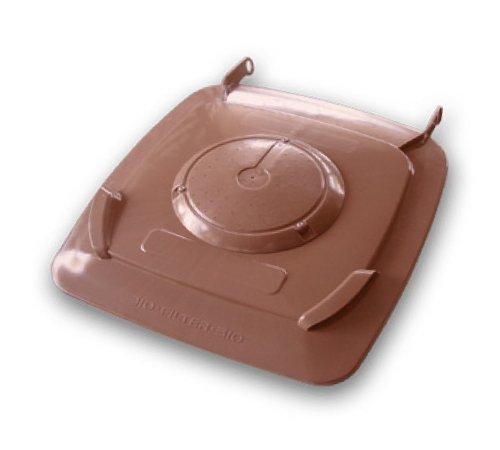 bio filterdeckel f r 240 l biotonne biotonnendeckel. Black Bedroom Furniture Sets. Home Design Ideas