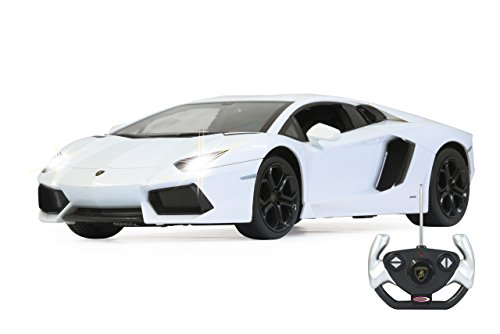 jamara 404316 rc lamborghini aventador 1 14 40 mhz. Black Bedroom Furniture Sets. Home Design Ideas