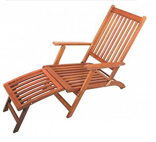 liegestuhl montego mit fu teil. Black Bedroom Furniture Sets. Home Design Ideas