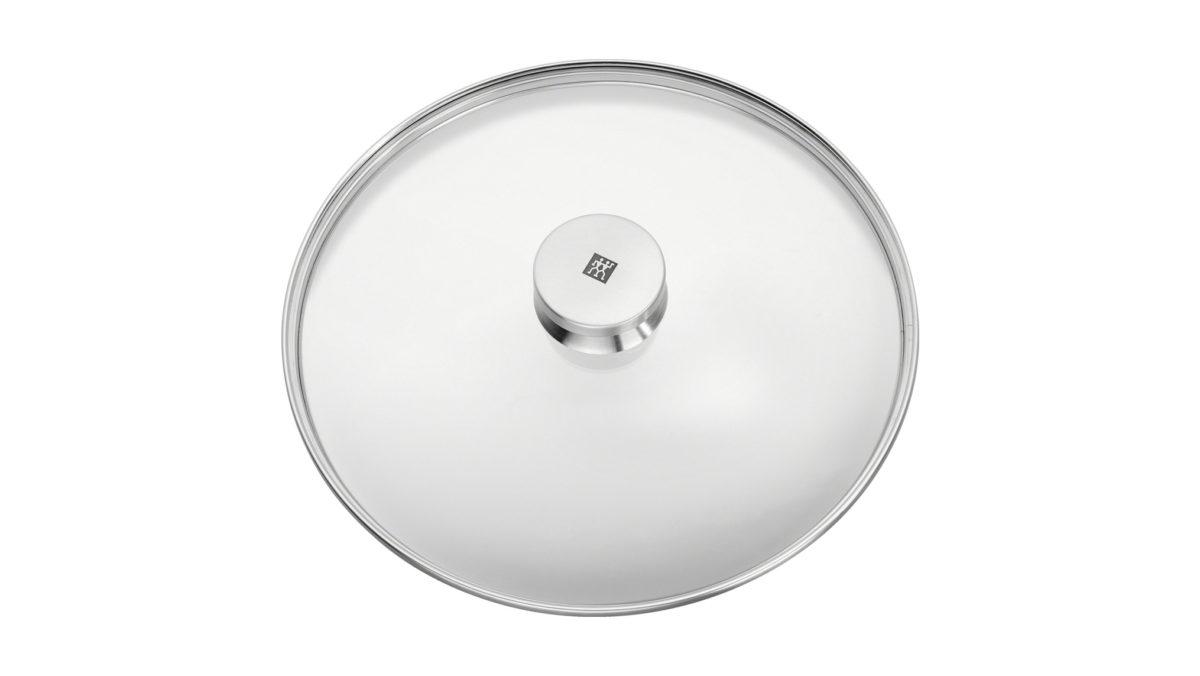 Der spülmaschinengeeignete Deckel aus der Serie TWIN® Specials von ZWILLING ist eine ideale Ergänzung zu Ihren Pfannen. Er verfügt über eine hochwertige Silikondichtung