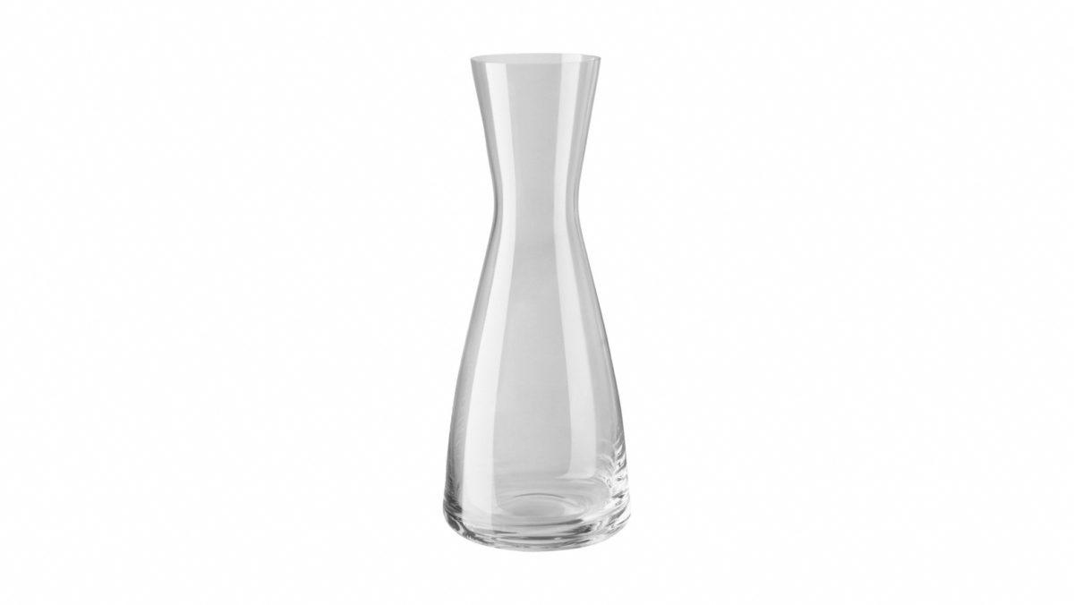 In der schönen Glaskaraffe aus der Serie ZWILLING® Prédicat servieren Sie stilvoll Wasser