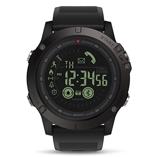 smartwatch herren gokoo s10 stylische sport smartwatch. Black Bedroom Furniture Sets. Home Design Ideas